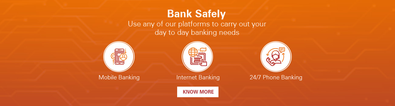 Bank Safely